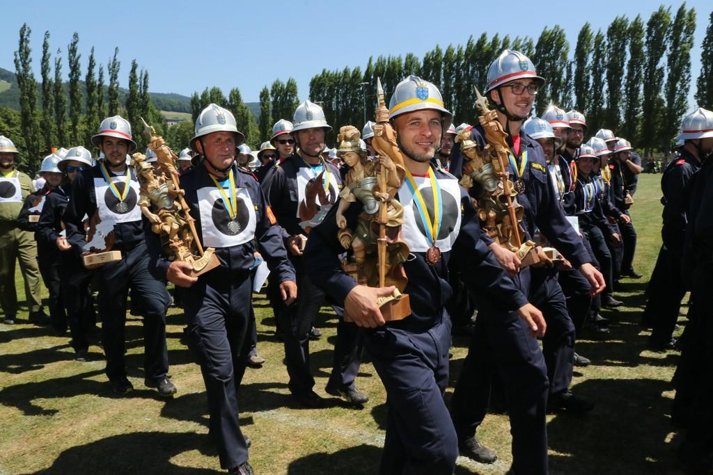 11.903 Teilnehmer Beim 69. Landesfeuerwehrleistungsbewerb